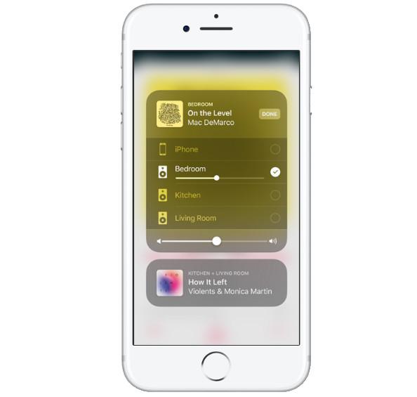 Apple iOS 11 Home AirPlay 2