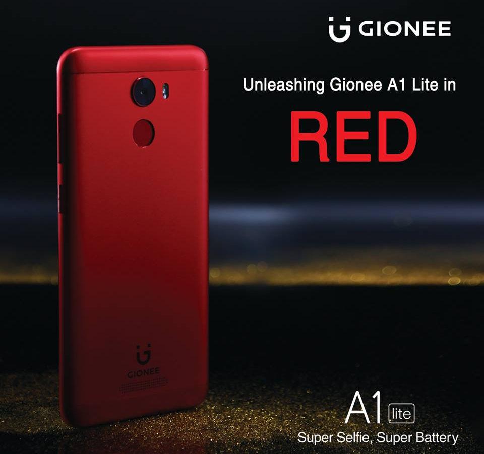 Gionee A1 Lite