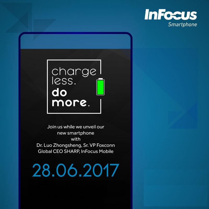 InFocus June 28 event invite