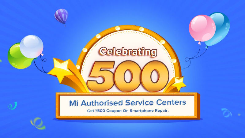 Xiaomi opens its 500th service center in India, offers Rs