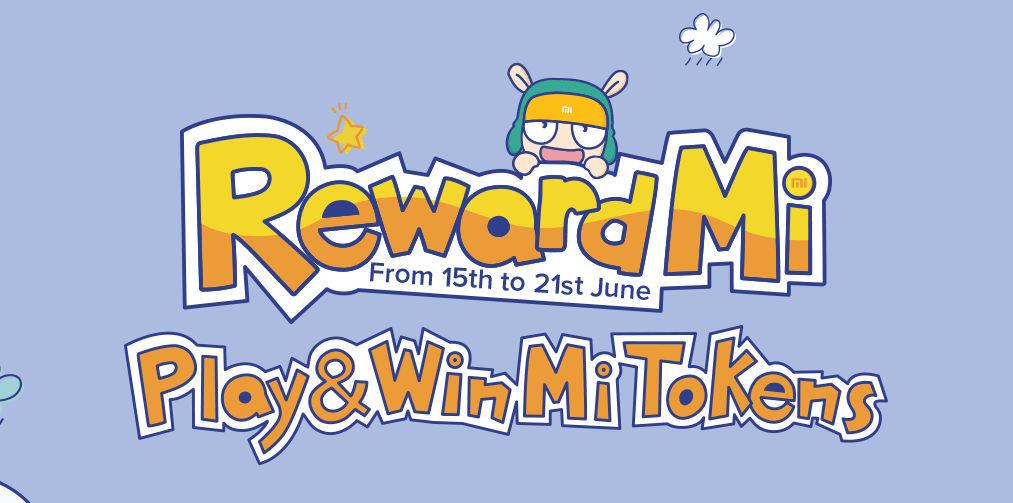 Xiaomi Reward Mi India