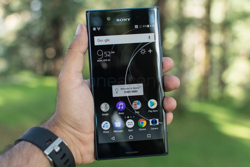 Sony Xperia XZ Premium Hands On Impressions