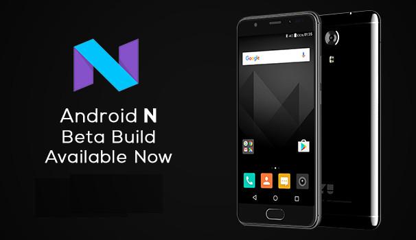 Yu Yureka Black Android 7.1.2 Nougat