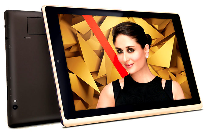 iBall Slide Elan 4G2 with 10 1-inch display, 4G VoLTE