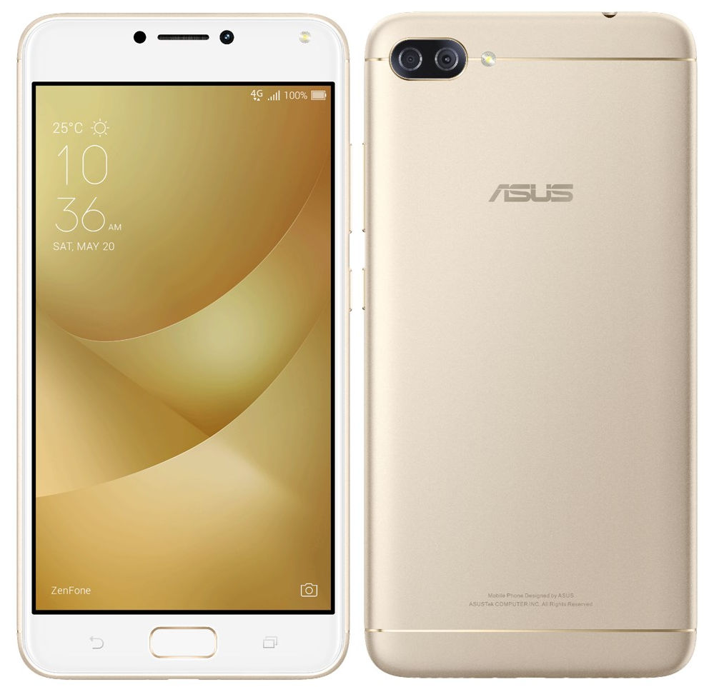 buy online 0d146 a95b3 Asus ZenFone 4 Max with Dual rear cameras, 5000mAh battery ...