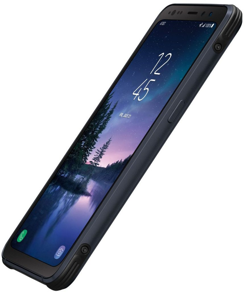 Samsung Galaxy S8 Active Rugged Smartphone Press Image