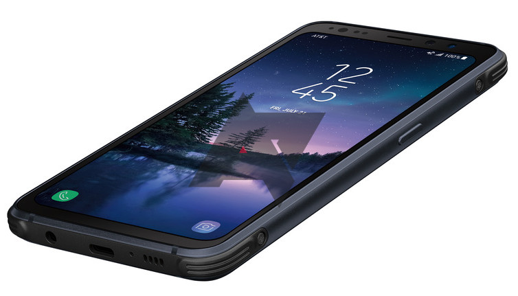 Samsung Galaxy S8 Active leak