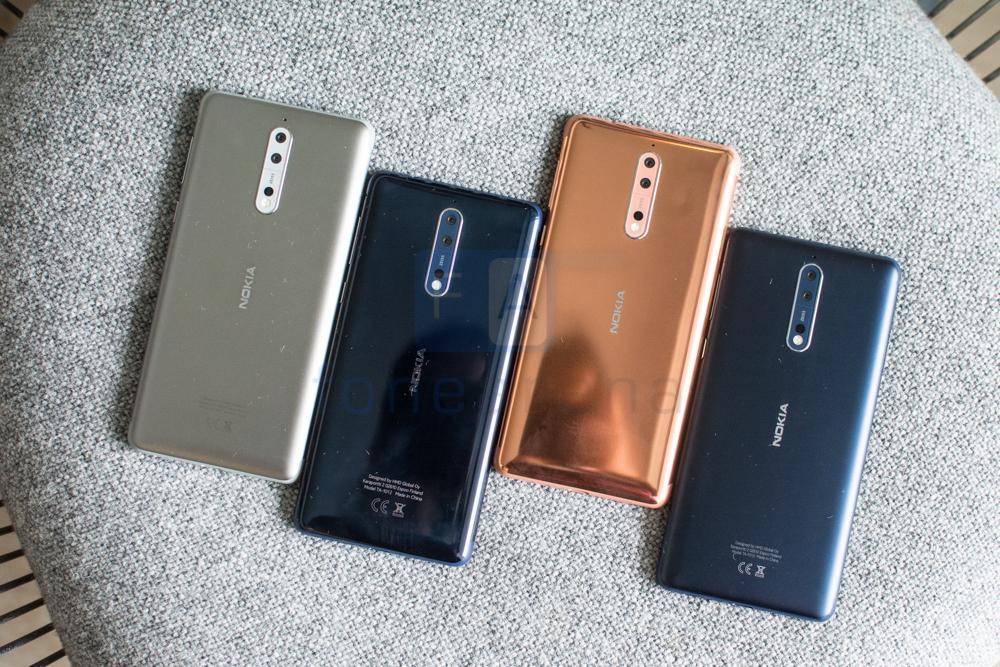 Nokia 8 -12