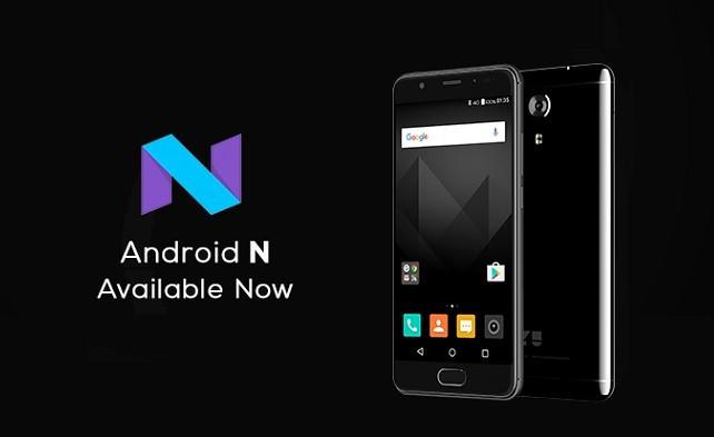 Yu Yureka Black Android 7.1