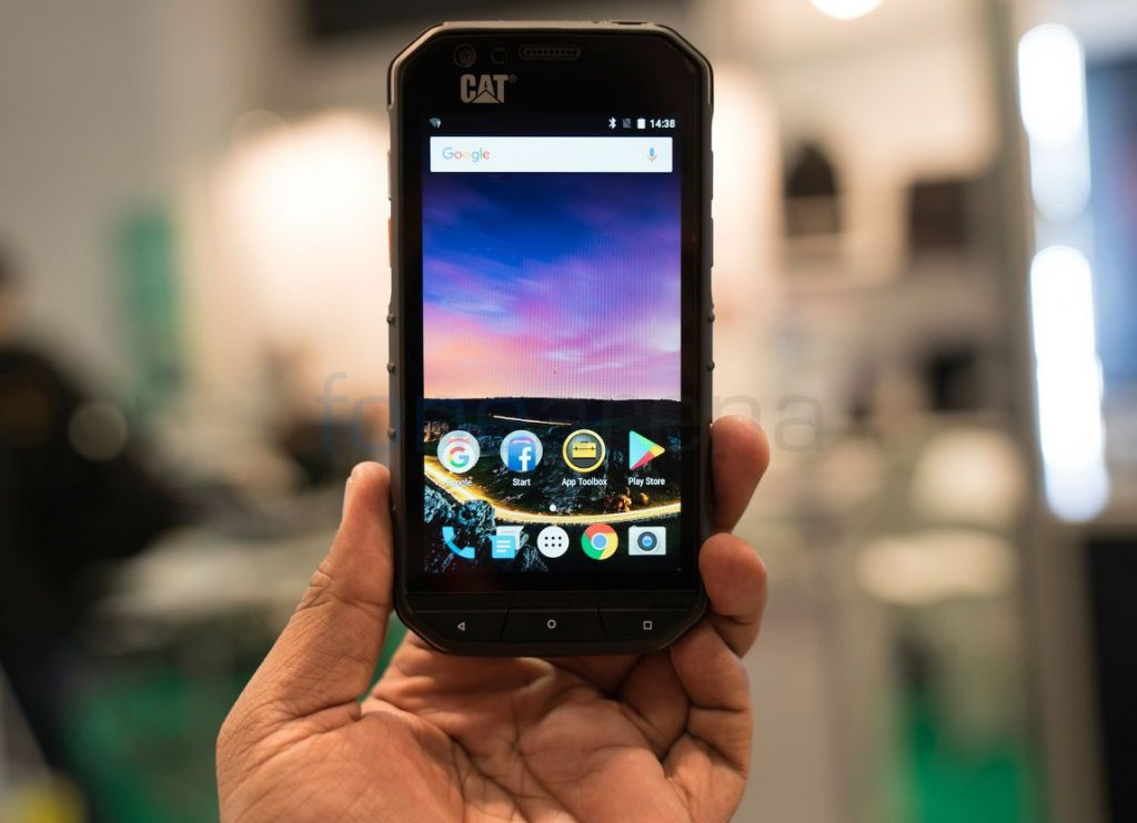 Cat S31 And Cat S41 Rugged Android Smartphones