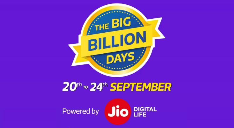 Flipkart Big Billion Days 2017