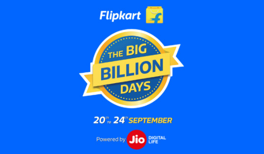 Flipkart Big Billions Days 2017