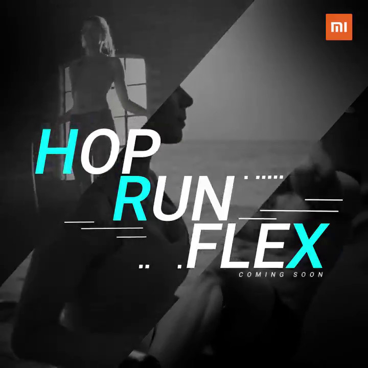 Xiaomi India Fitness product teaser