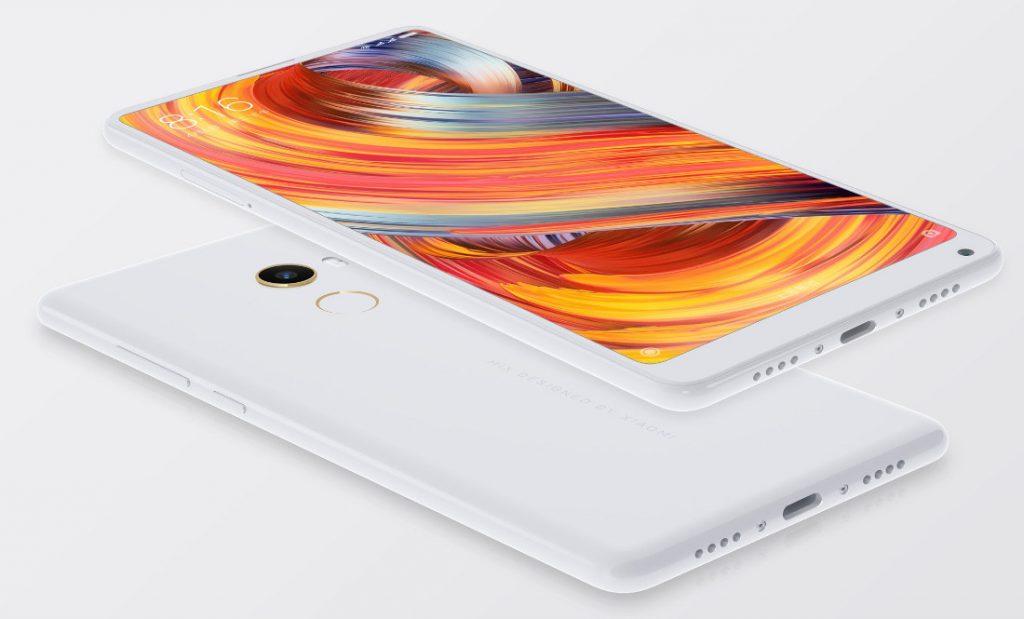 Xiaomi Mi MIX 2 Limited Edition White