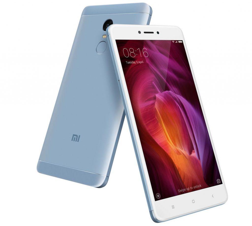 Xiaomi Redmi Note 4 Lake Blue