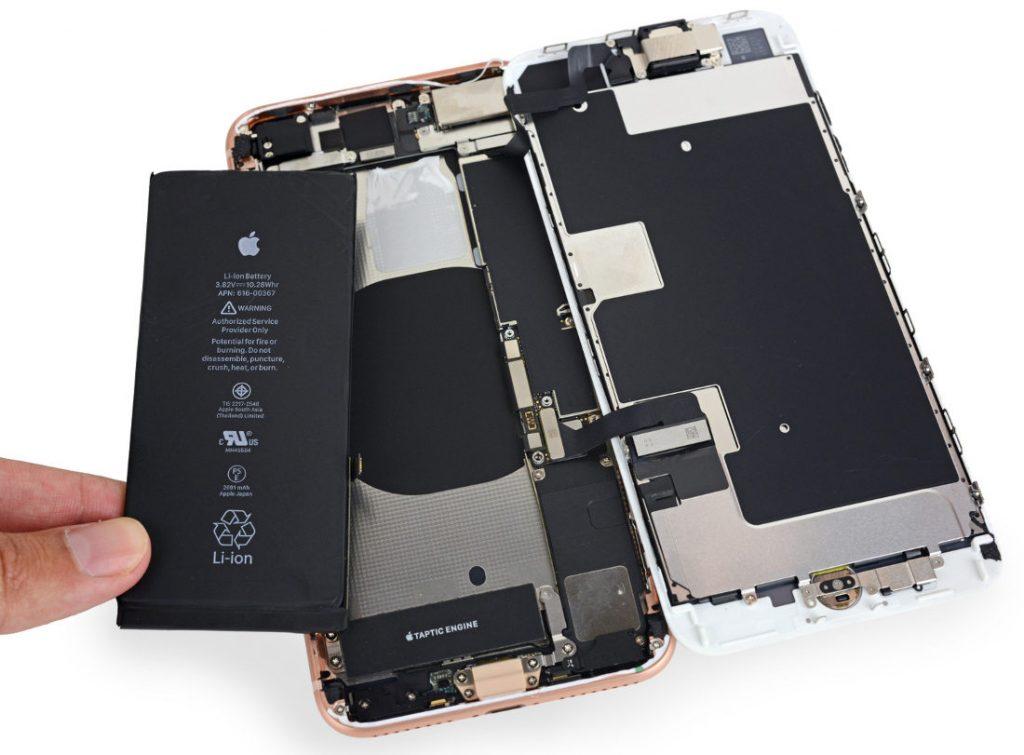 iPhone 8 Plus teardown
