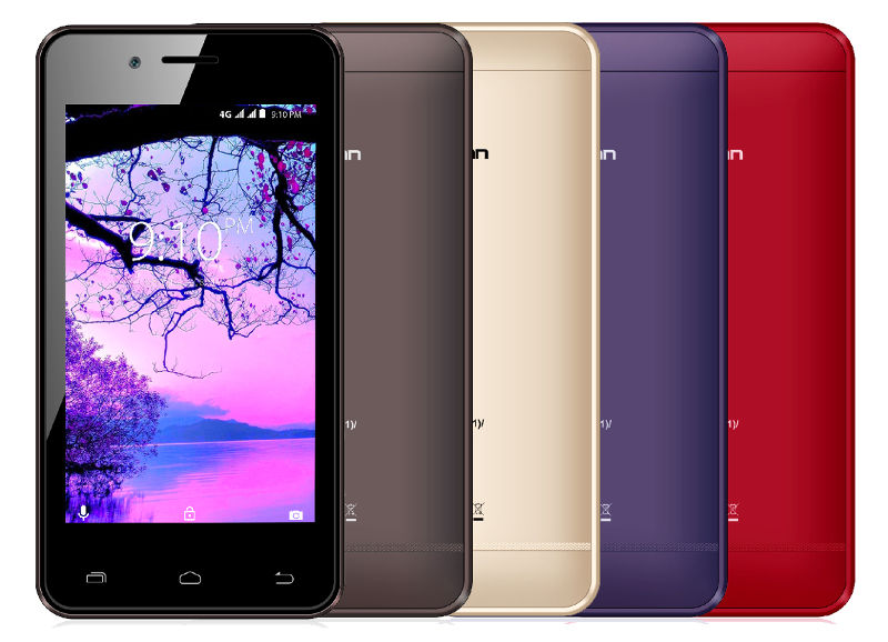 Airtel 4G VoLTE phone