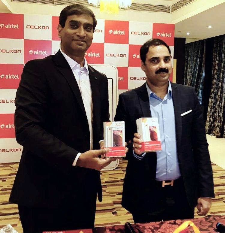 Airtel Celkon Smart 4G launch