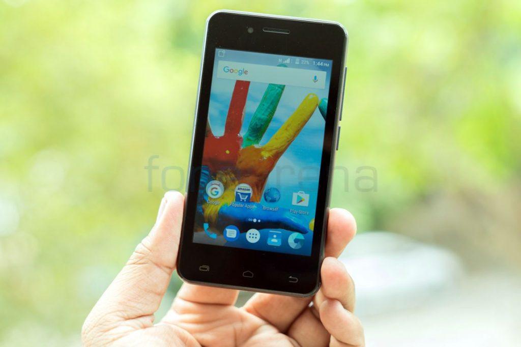 Airtel VoLTE phone Karbonn A40 Indian_fonearena-03