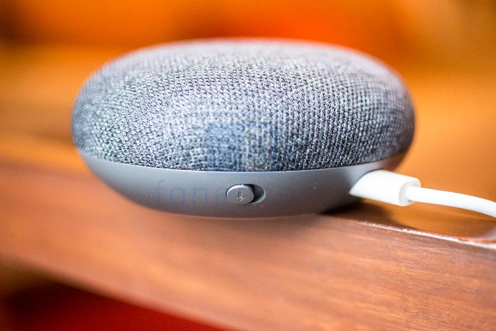 Google Home Mini -4