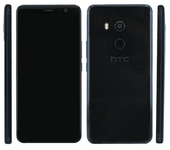 premium selection 68cc5 171dd HTC U11 Plus with full-screen display gets certified, U11 Life ...
