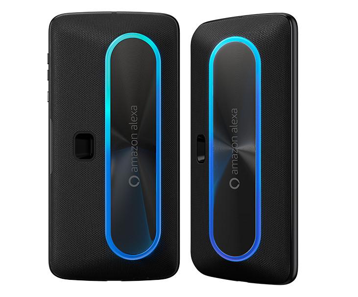Moto Smart Speaker Alexa