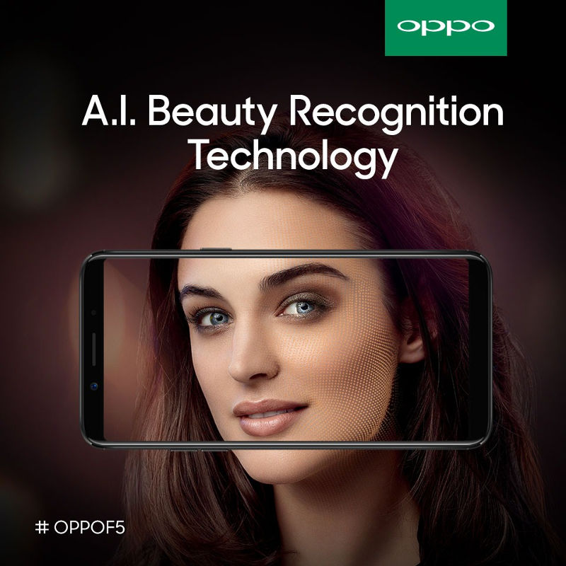 OPPO A.I. Beauty Recognition Technology