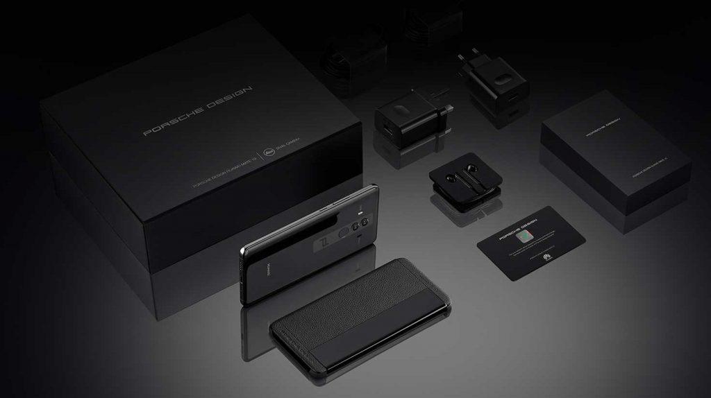 Porsche Design Huawei Mate 10 box