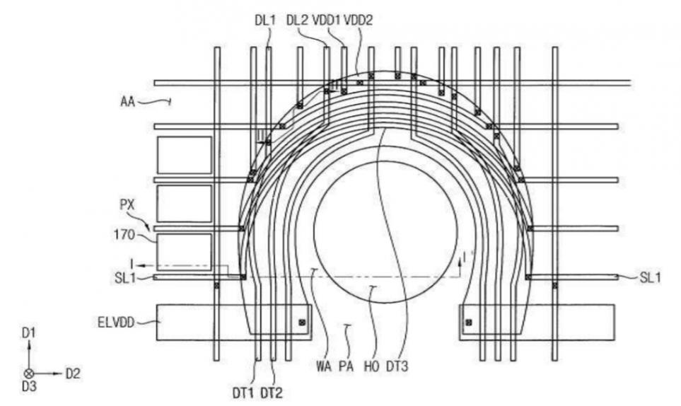 Samsung Front Fingerprint Sensor