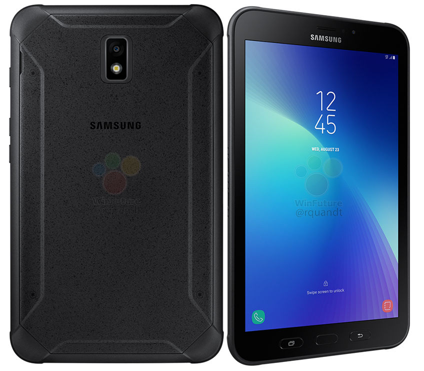 Samsung Galaxy Tab Active 2 Rugged Tablet With S Pen