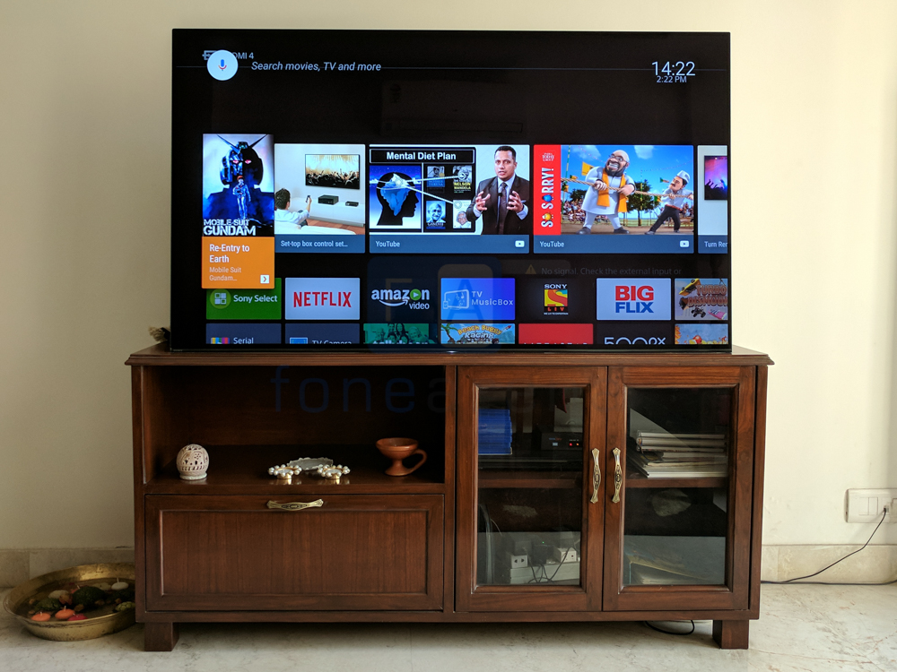 Sony Bravia A1 Kd 55a1 Oled Tv Review