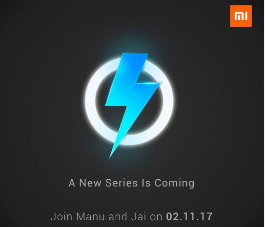 Xiaomi India November 2 Invite