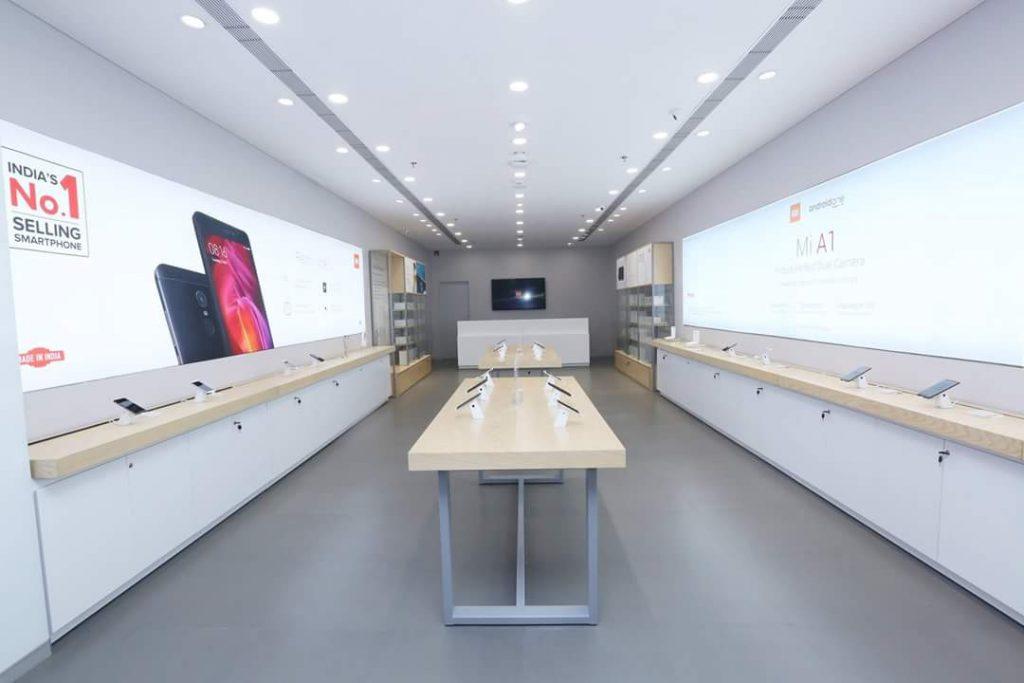 Xiaomi Mi Home Store Mumbai
