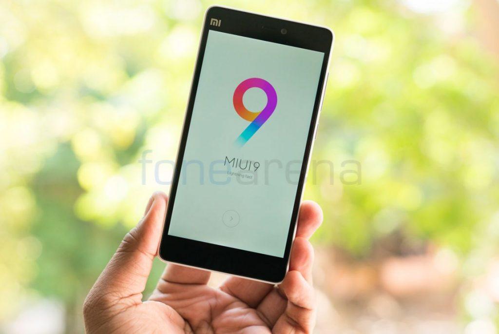 Xiaomi Mi 4i gets final MIUI 9 2 update