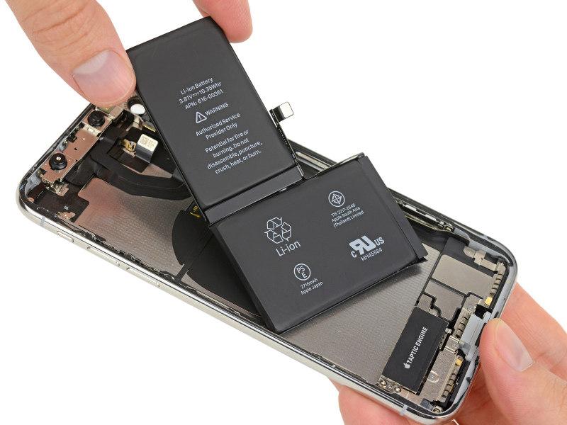 Apple iPhone X battery