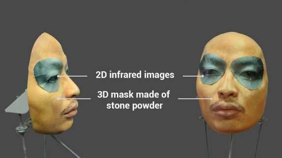 Face ID 3D Mask