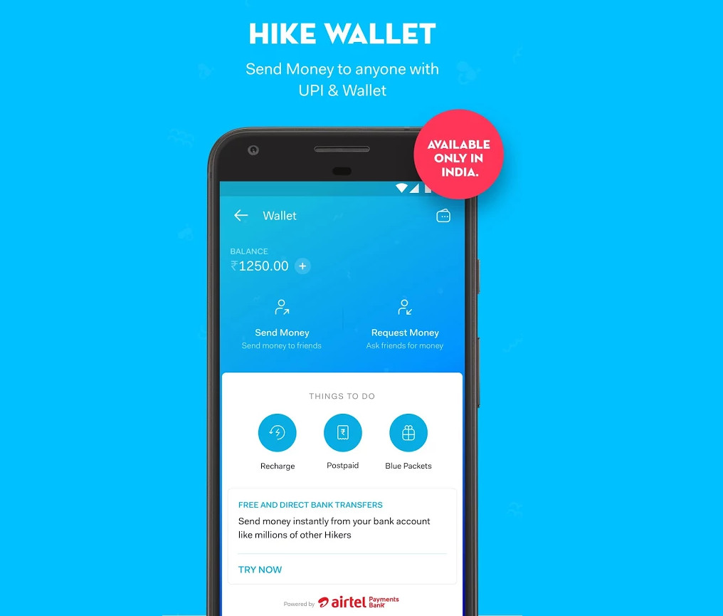 Hike Wallet