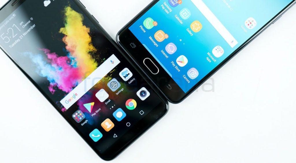 Honor 9i vs Samsung Galaxy J7 Max_fonearena-11