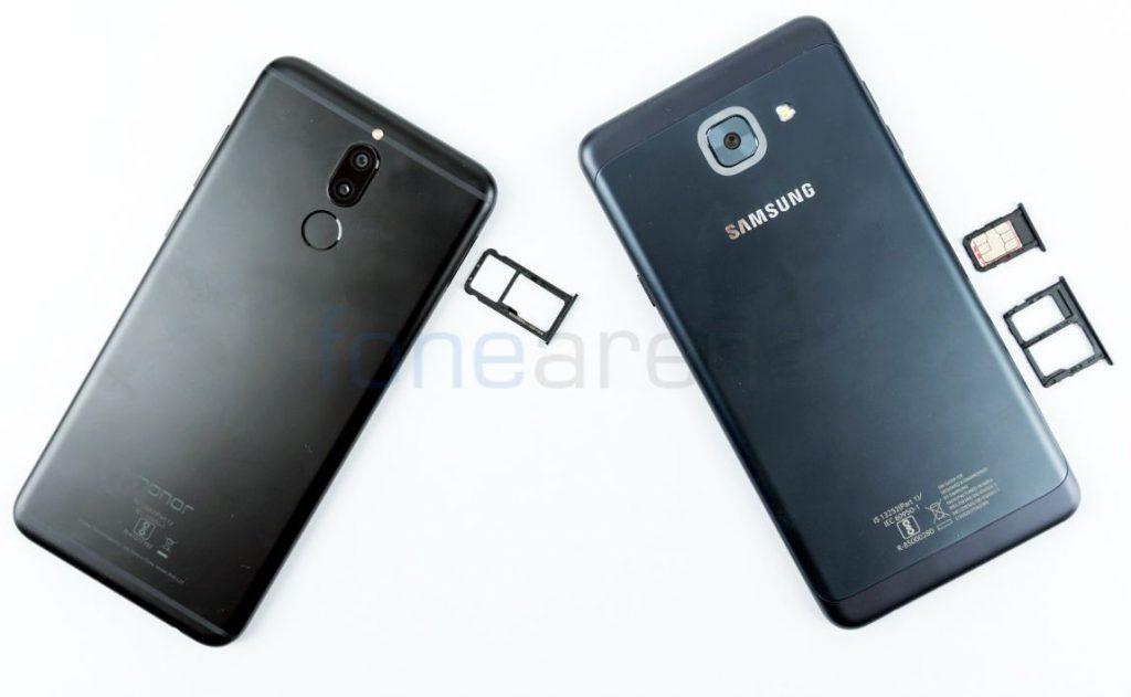 Honor 9i vs Samsung Galaxy J7 Max_fonearena-12