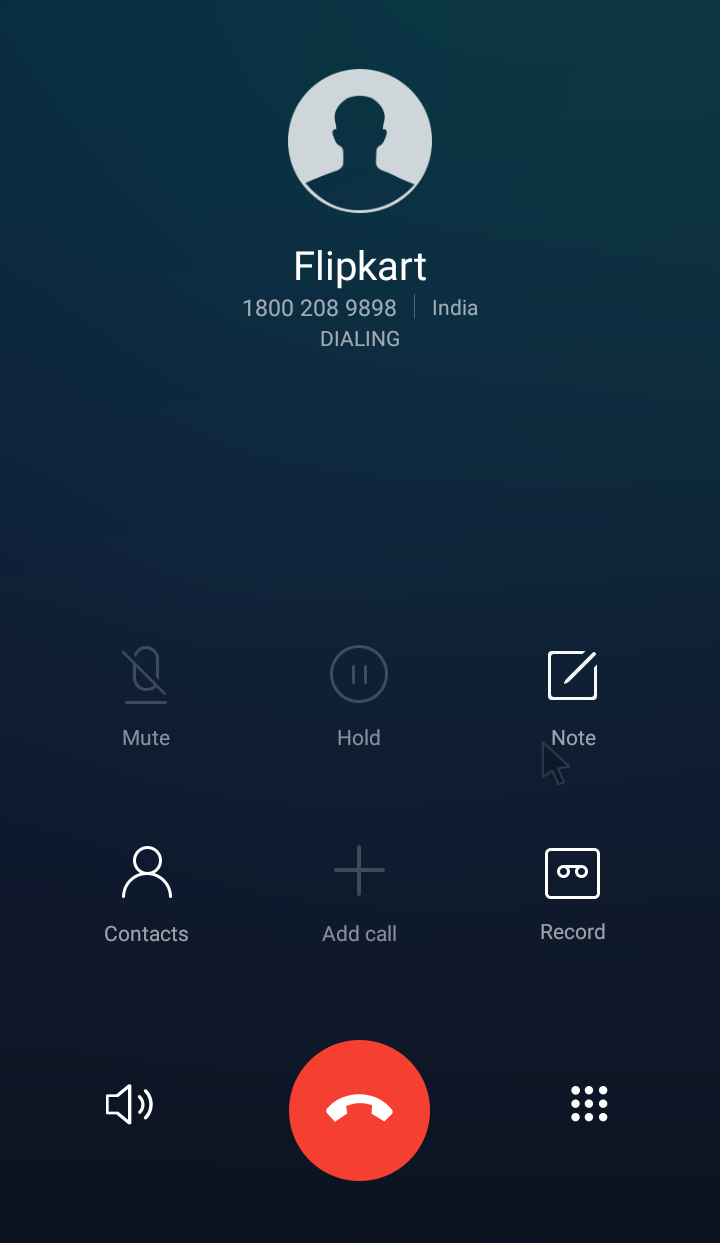 How to activate Caller ID in MIUI 9 / 8