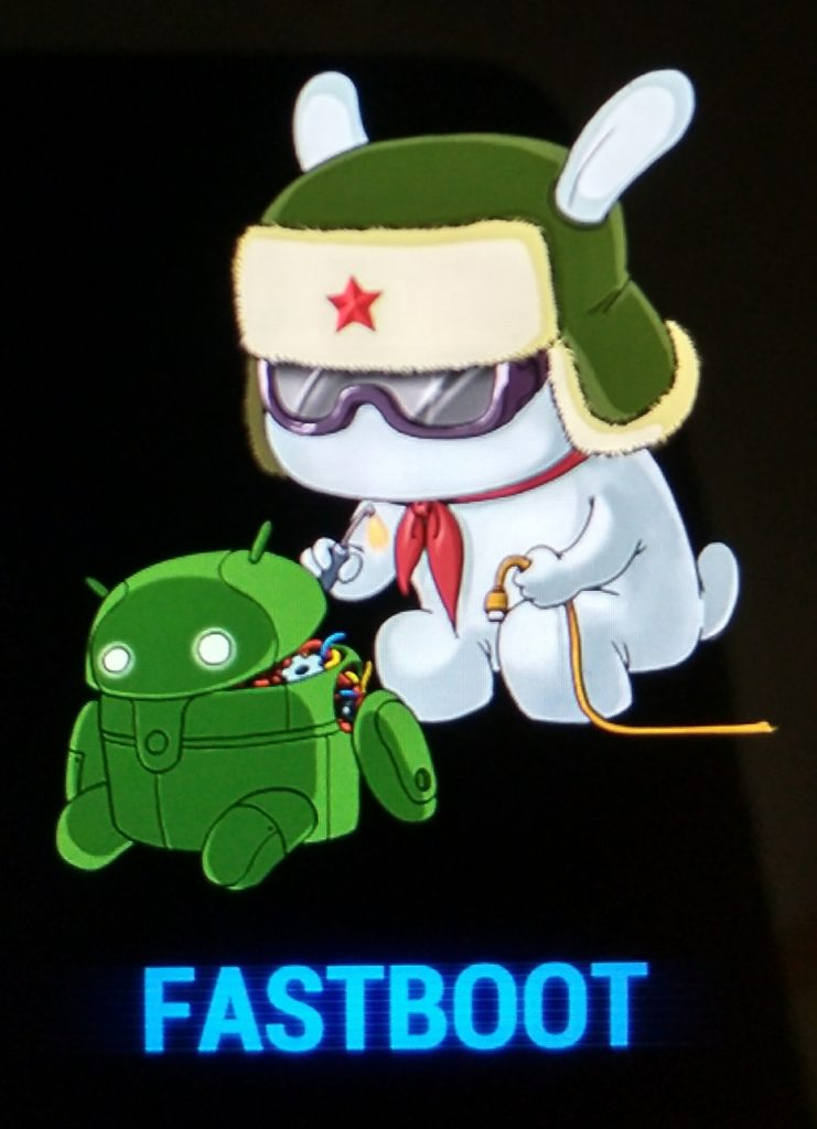 MIUI Fastboot 11
