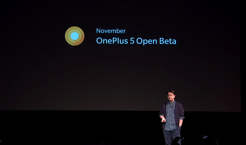 OnePlus 5 Android Oreo Open Beta