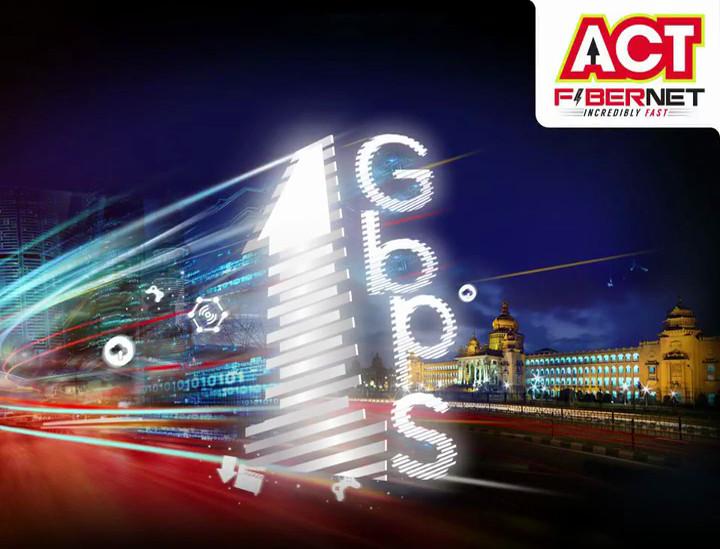ACT 1Gbps Giga