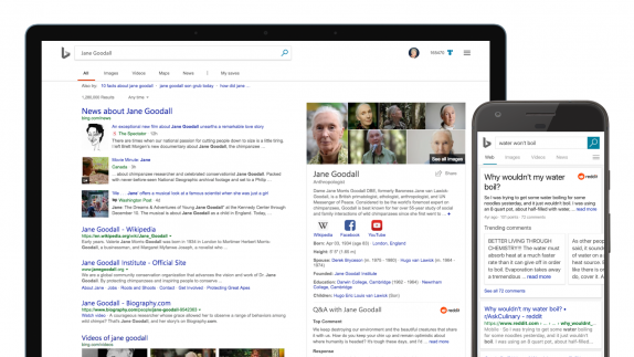 Microsoft's Bing announces partnership with Reddit, launches