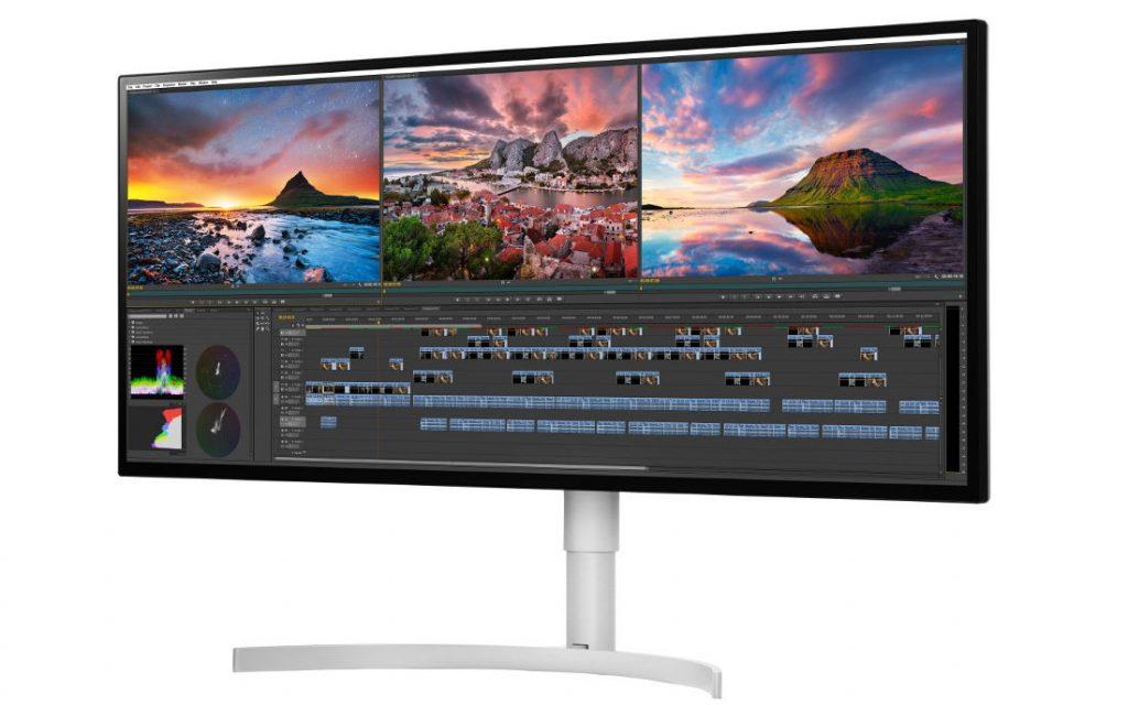 LG 34-inch UltraWide 5K monitor 34WK95U