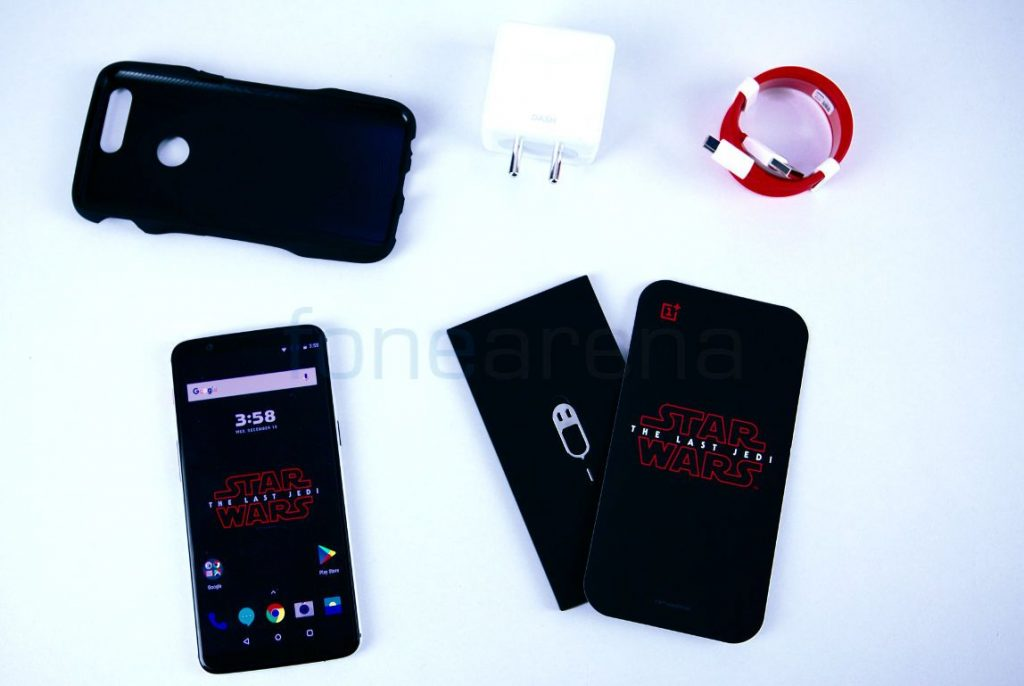 OnePlus 5T Star Wars Limited Edition_fonearena-2
