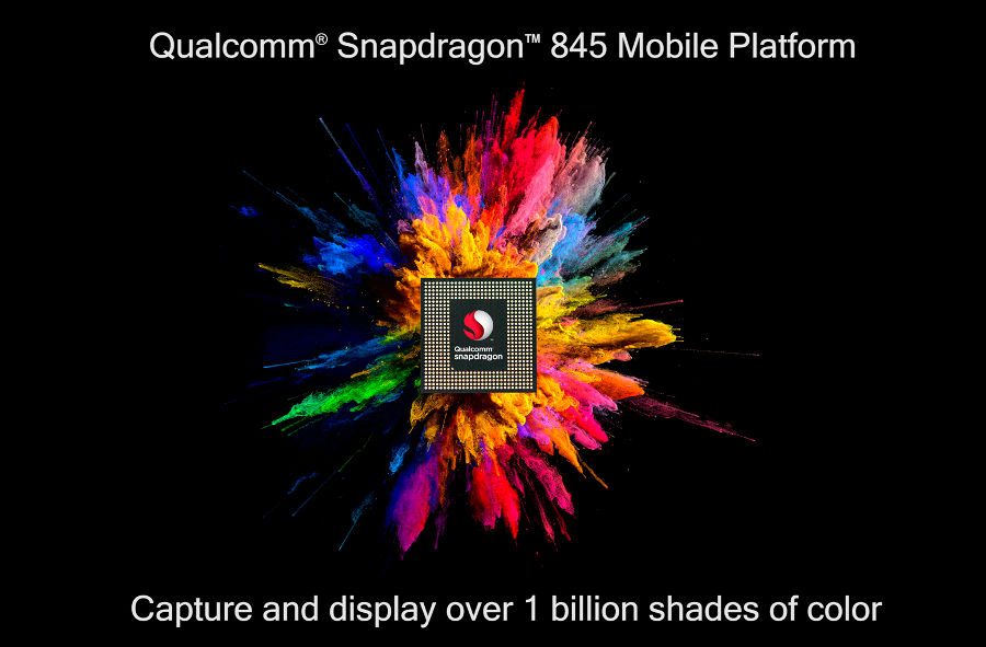 Snapdragon 845 Mobile Platfrom