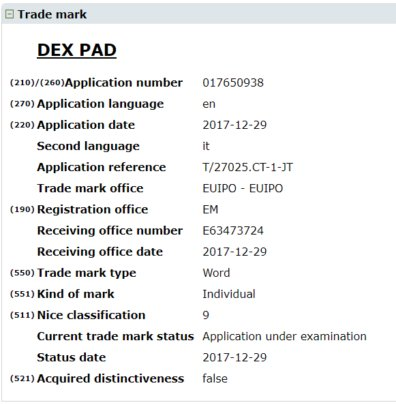 DexPad