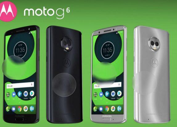 Moto G6 Series