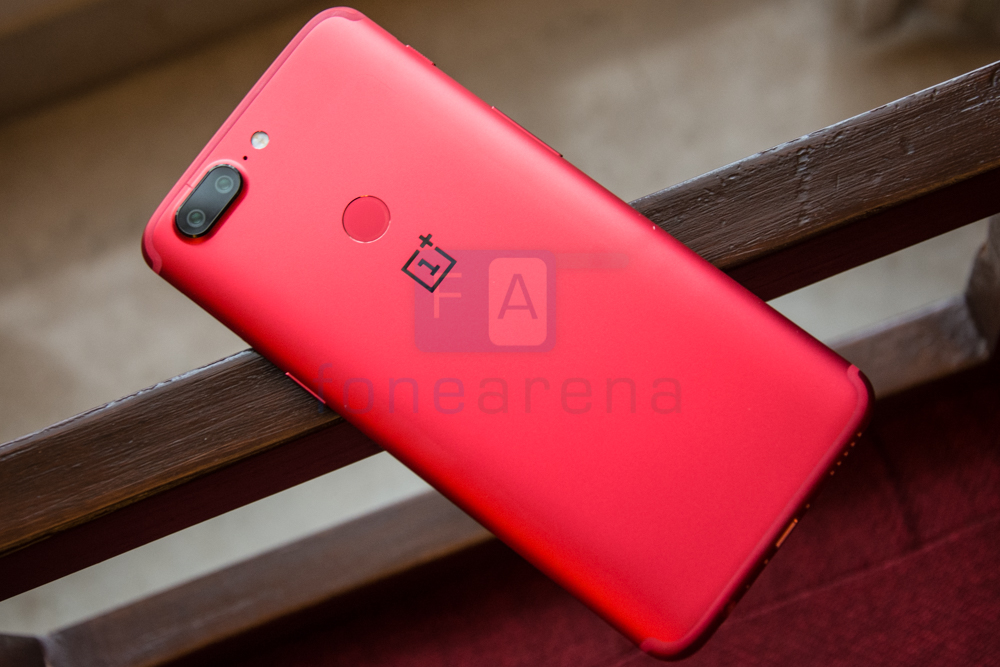 1bfc8ad0b554 OnePlus 5T Lava Red Edition Photo Gallery & Hands On
